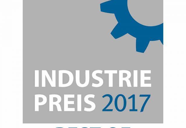 """Ocenění """"Industriepreis 2017"""" pro společnost Schwank GmbH."""