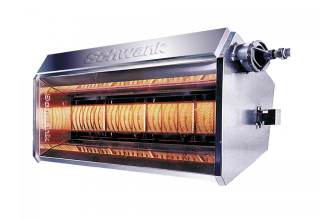 Obrázek produktu světlý zářič supraSchwank společnosti Schwank.